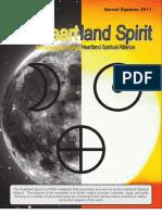 The Heartland Spirit Vernal Equinox 2011