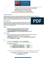 CFA Coaching by Knowledge Varsity For December 2011 Examination