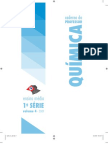 2009 Volume 4 CADERNODOPROFESSOR QUIMICA EnsinoMedio 1aserie Caderno Do Professor
