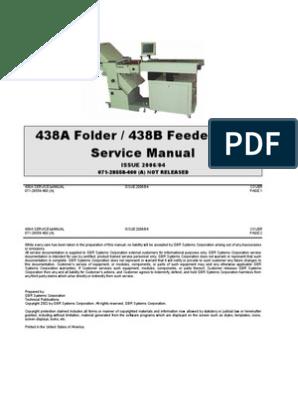 Service manual 071-28558-400 (06-02) 438A | Power Inverter