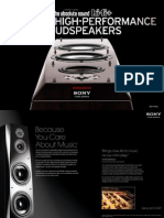2011 Loudspeakers Buyers Guide