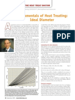 Fundamentals of Heat Treating Ideal Diameter