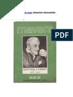 Mavera Dergisi