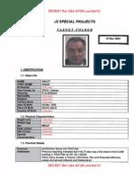 SECRET-KFOR Dossier on Xhavit Haliti