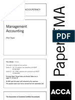 Fma Past Paper 3(F2)
