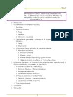 PEC-PCC en Centros Ed.especial