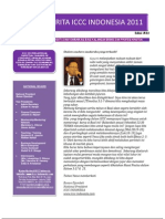 Iccc Newsletter July 2011