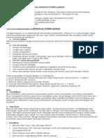 Nota PKB 3101 Pengenalan Kepada Masalah Pembelajaran