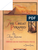 The Great Pyramid Its Time Features