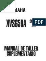 XVS 650 A 2001