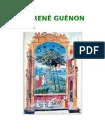 1904 Sobre Hermetismo Rene Guenon
