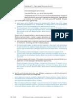 DFLM Sample Assessment Layout