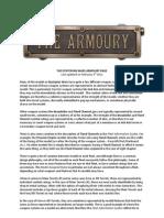 Dystopian Wars Armoury 5FEB11