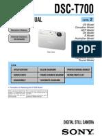 7063282-Sony Cyber Shot Dsc-t700 Service Repair Manual