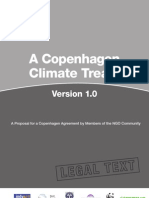 A en Climate Treaty - Legal Text