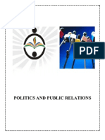 Document on Public Relation Strategies