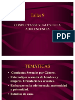 Taller 9 Sexual Id Ad en La Adolescencia