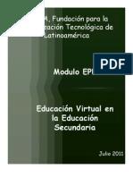 Educacion Virtual Eduacion Sec Und Aria