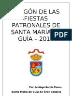 Pregón Fiestas de La Virgen 2011