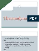 Thermodynamics 1st Report - 29 Slides