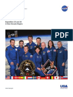 NASA ISS Expedition 25-26 Press Kit