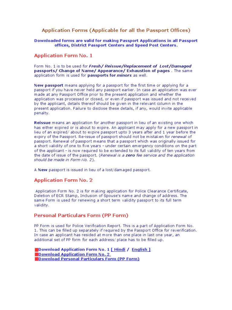 Passport   Passport   Birth Certificate