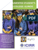 Student Guide for Illinois Undocumented Students