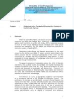 AO No7 Series 2008 Diversion Procedures