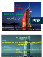 Design and Construction of Burj Al Arab