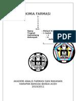 Logo Akafarma Banda Aceh