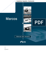 Marcos - Manual Del Usuario
