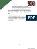 RMG Industry Analysis