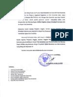Perintah Penghentian Aktifitas Jemaat Ahmadiyah Samarinda  #2