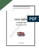 Giao Trinh Co So Du Lieu - Smith.N eBooks