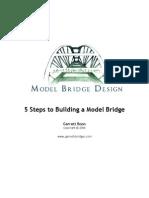 5 Steps to Building a Model Bridge