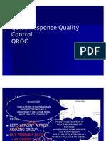 QRQC Presentation