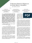 Repositórios de Recursos Educativos Digitais em Portugal no Ensino Básico e Secundário
