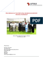 First Emissions Workshop Report Final