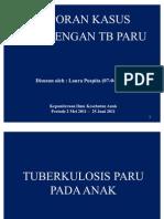 Case Report KKP Dengan TB Paru