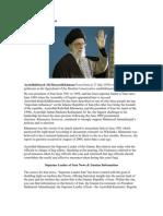 Supreme Leader of Iran