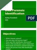 Betha DNA Forensik