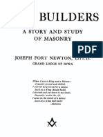 Newton - The Builders - A Story & Study of Masonry