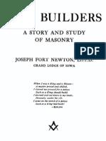 Newton - The Builders - A Story & Study of Masonry