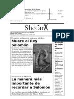 Diario Shofar