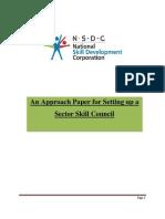 Approach Paper Ssc