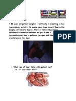 CASE STUDY-Heart Failure