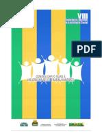 Manual Orientador - VIII Conferência Nacional - junho2011