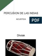 Percusion de Las Indias