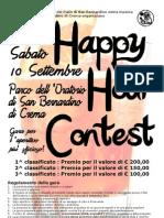 Happy Hour Contest