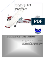 (Student Pilot) Lession One Briefing